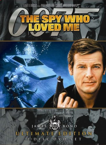 James Bond 007 - The Spy Who Loved Me piano sheet music