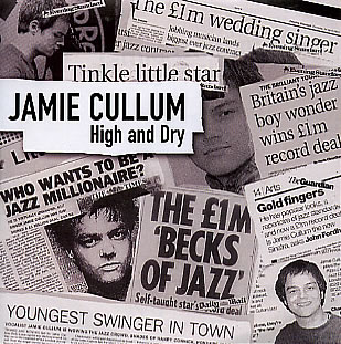 Jamie Cullum - High and Dry piano sheet music