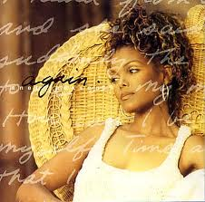 Janet Jackson - Again piano sheet music