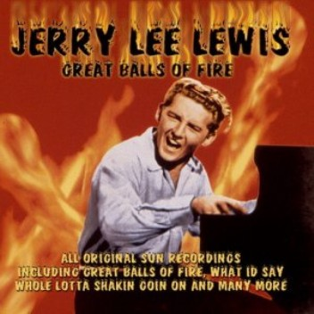 Jerry Lee Lewis - Great Balls Of Fire piano sheet music