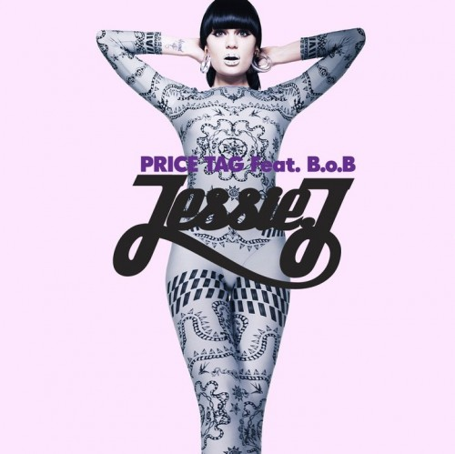 Jessie J - Price Tag piano sheet music