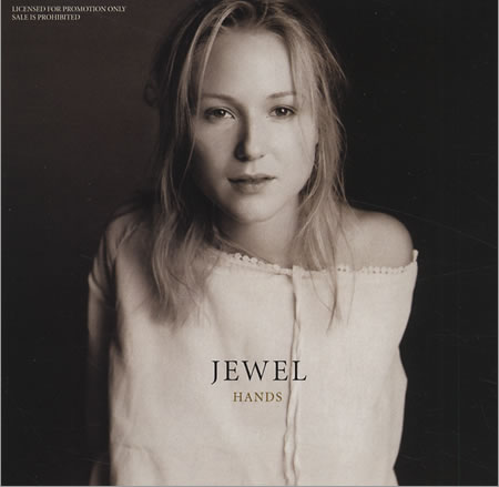 Jewel - Hands piano sheet music