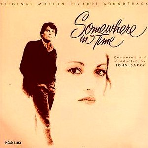 John Barry - Somewhere in Time piano sheet music