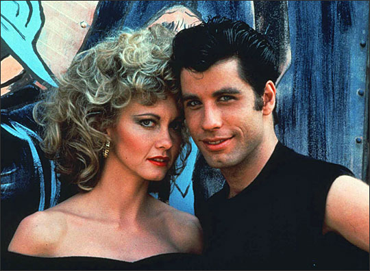 John Travolta & Olivia Newton John  piano sheets