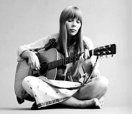 Joni Mitchell  piano sheets