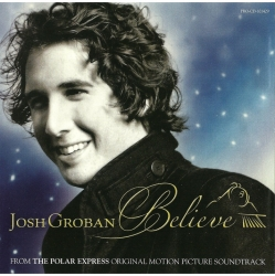 Josh Groban - Believe piano sheet music