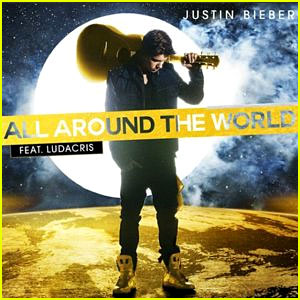 Justin Bieber - All Around the World (feat. Ludacris) piano sheet music