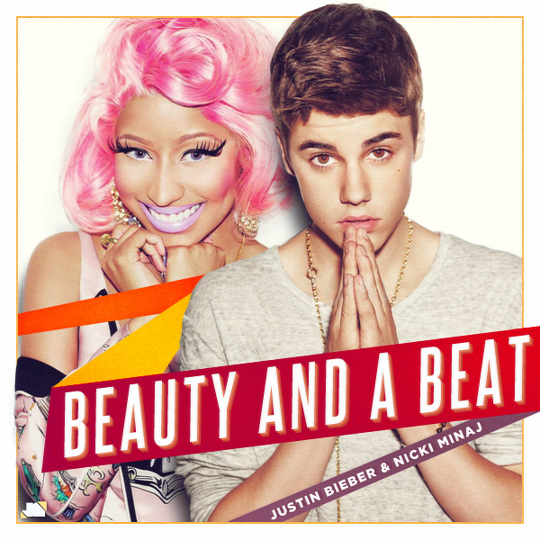 Justin Bieber - Beauty and a Beat piano sheet music
