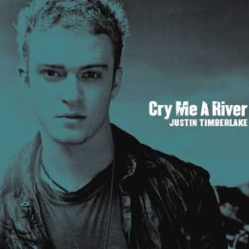 Justin Timberlake - Cry Me a River piano sheet music