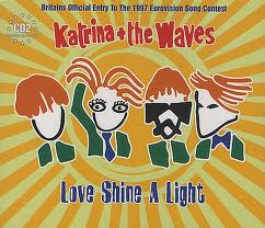 Katrina and the Waves - Love Shine a Light piano sheet music