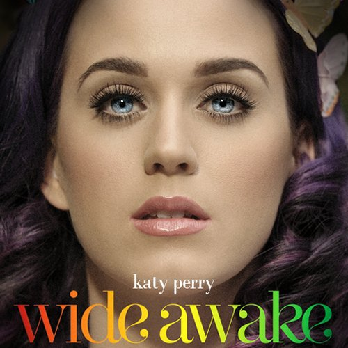 Katy Perry - Wide Awake piano sheet music