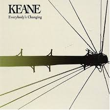 Keane - Everybody's Changing piano sheet music
