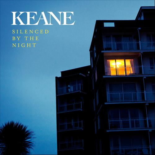 Keane - Silenced by the Night piano sheet music