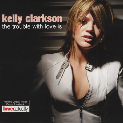 Kelly Clarkson - The Trouble with Love Is piano sheet music