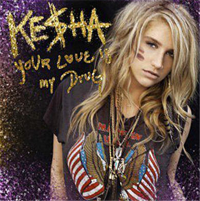 Kesha - Your Love Is My Drug piano sheet music