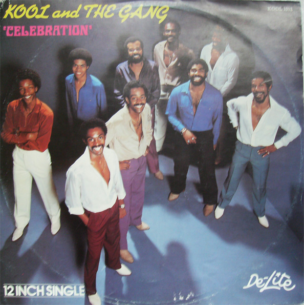 Kool & the Gang - Celebration piano sheet music