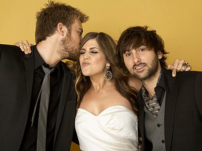 Lady Antebellum  piano sheets