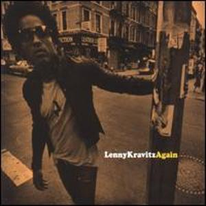 Lenny Kravitz - Again piano sheet music