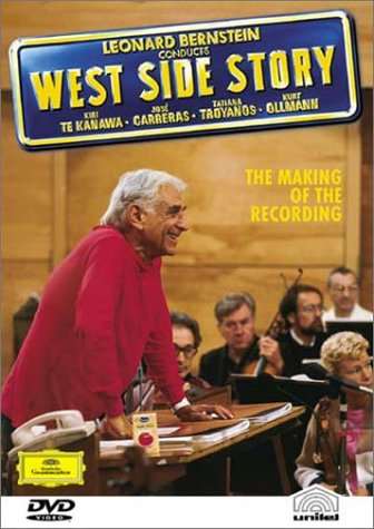 Leonard Bernstein - West Side Story piano sheet music