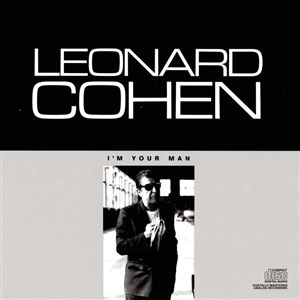 Leonard Cohen - I'm Your Man piano sheet music