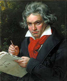 Ludwig van Beethoven  piano sheets
