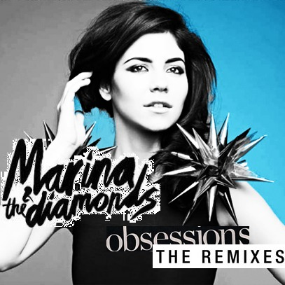Marina and the Diamonds - Obsessions piano sheet music