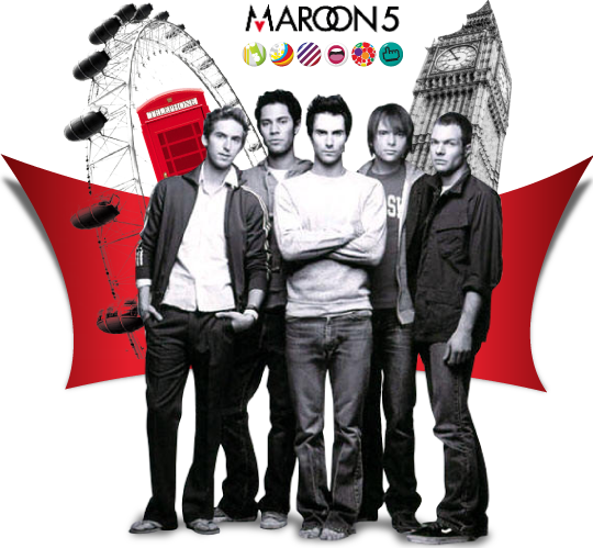 Maroon 5  piano sheets