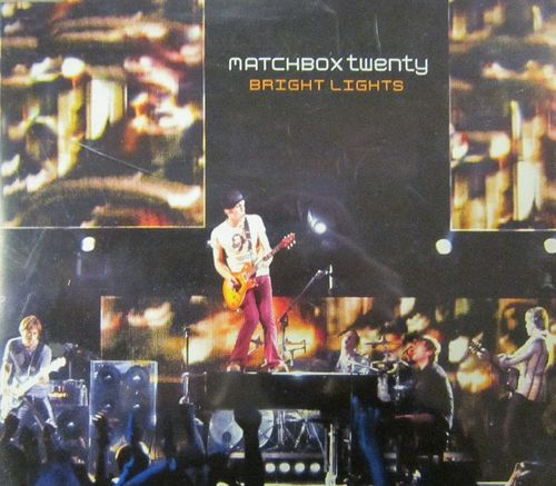 Matchbox Twenty - Bright Lights piano sheet music