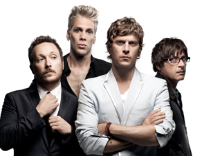 Matchbox Twenty free piano sheets