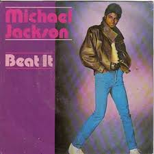 Michael Jackson - Beat It piano sheet music