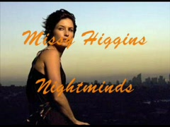Missy Higgins - Nightminds piano sheet music