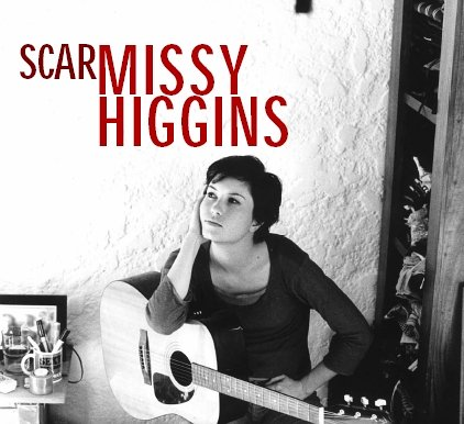 Missy Higgins - Scar piano sheet music