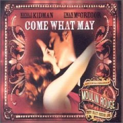 Moulin Rouge - Come What May piano sheet music