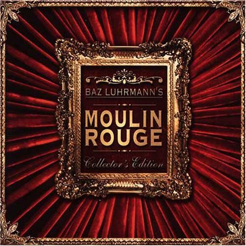 Moulin Rouge free piano sheets