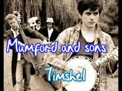 Mumford & Sons - Timshel piano sheet music