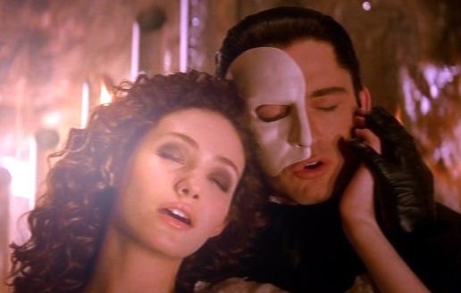 Andrew Lloyd Webber - Music of the Night (Phantom of the Opera) piano sheet music