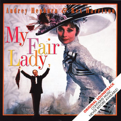 My Fair Lady  piano sheets