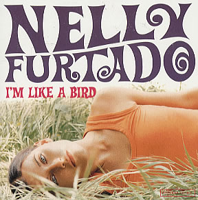 Nelly Furtado - I'm Like a Bird piano sheet music