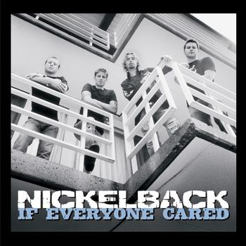 Nickelback - If Everyone Cared piano sheet music