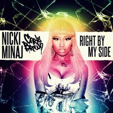 Nicki Minaj - Right by My Side (feat. Chris Brown) piano sheet music