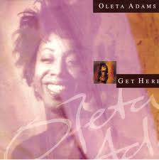 Oleta Adams - Get Here piano sheet music