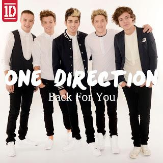 One Direction - Back For You piano sheet music