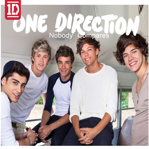 One Direction - Nobody Compares piano sheet music