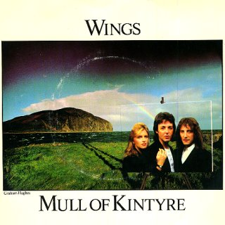 Paul McCartney - Mull of Kintyre piano sheet music