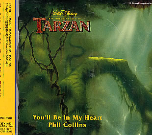 Phil Collins - You'll Be in My Heart piano sheet music