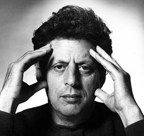 Philip Glass  piano sheets