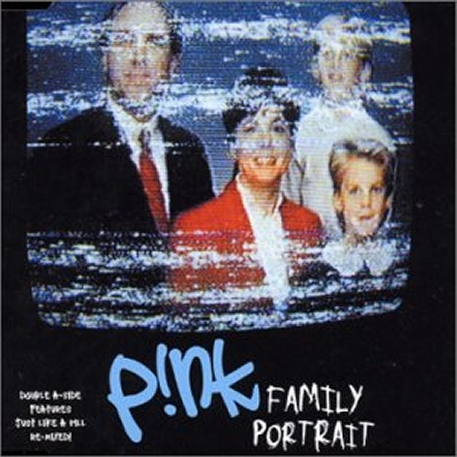 Pink - Family Portrait piano sheet music