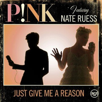 Pink - Just Give Me a Reason (feat. Nate Ruess) piano sheet music