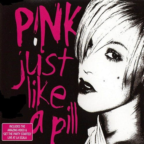 Pink - Just Like a Pill piano sheet music
