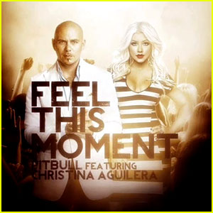 Pitbull - Feel This Moment (feat. Christina Aguilera) piano sheet music